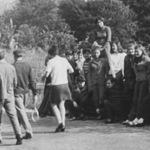 Miskolctapolca, kőfejtő - 1970
