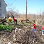Central College Service Day