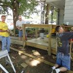 Pella Ramp Project- 8-20-11