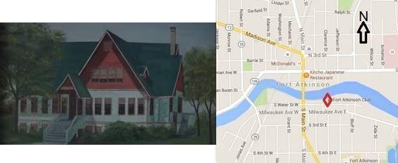 Fort Atkinson Club (location & map)