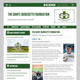 The Dante Benedetti Foundation