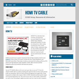 HDMI TV Cable