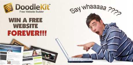 Win A Free Website... FOREVER!!!