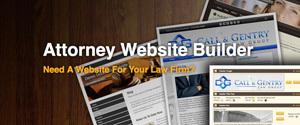 Attorney Website Builder