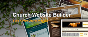Church Website Builder