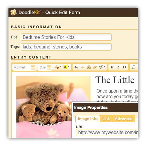 Daycare Websites | Templates | Website Design