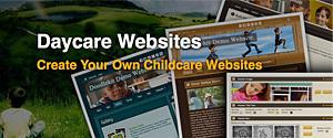 Daycare Websites