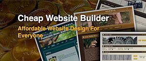 Cheap Website Builder
