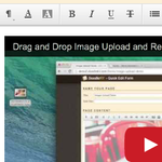 WYSIWYG Website Editor Upgrade