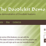 Doodlekit Gets A New Layout!