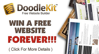 Win A Free Doodlekit Website Forever!!!