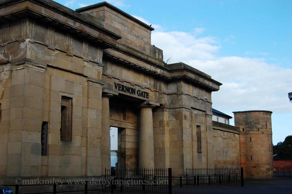 Vernon Street Gaol