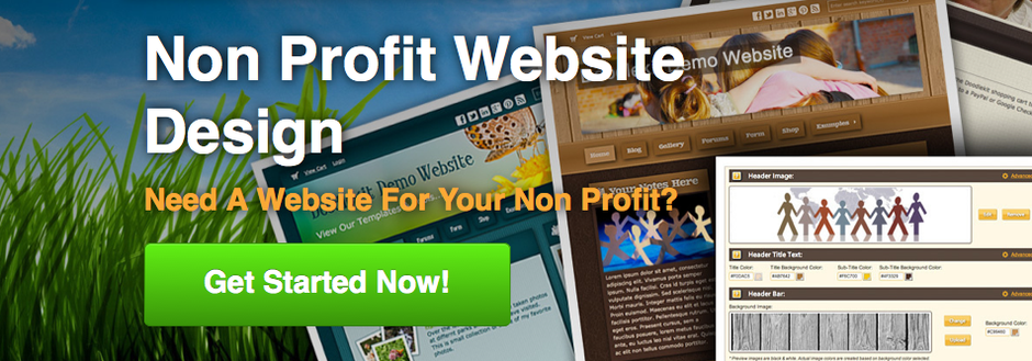 Free Websites For Non Profits