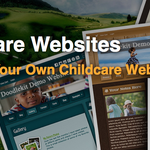 Building A Website For A Daycare