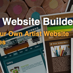 Artist Website Templates And Header Slideshows