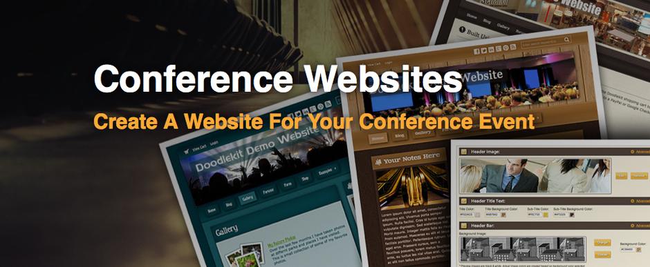 Conference Websites
