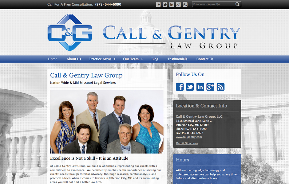 Attorneys in Jefferson City MO