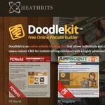 New Heathbits Portfolio Design
