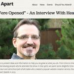 Eric Meyer Interviews Me For An Event Apart