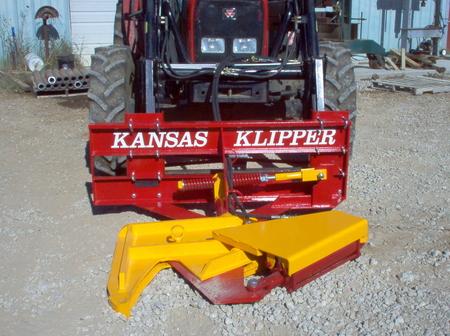 Kansas Klipper on TAS Loader