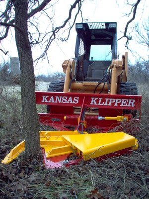 Kansas Klipper in action