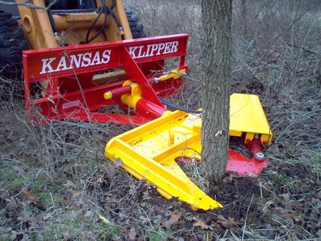 Kansas Klipper in action