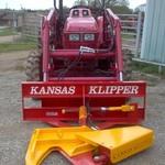 Kansas Klipper w/ Front view of Mahindra.jpg