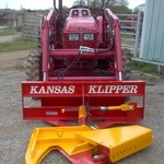 Kansas Klipper w/ Front view of Mahindra.jpg