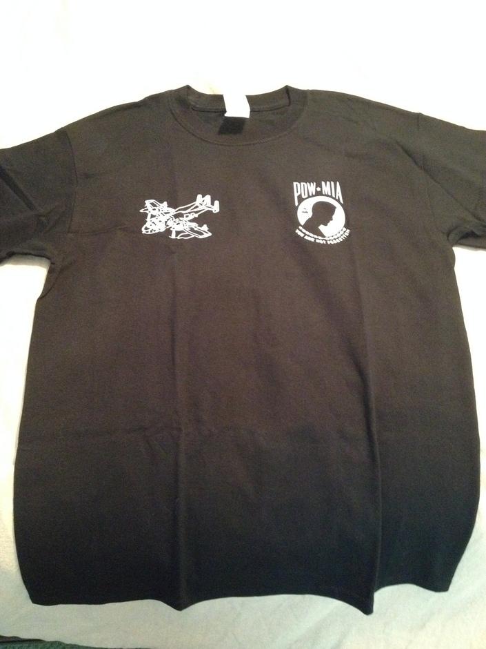 Mohawk shirt front
