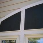 Fixed Solar Screens