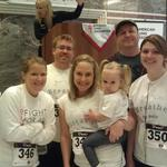Fight For Air Climb 2012