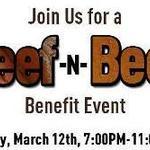 Beef & Beer Event