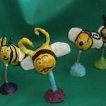 Sacred Heart wooble bees.JPG