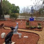 Memorial Garden Rededication - 3/24/13