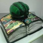 Hulk_comic_book_cake