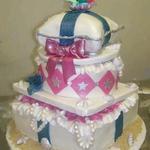 Girl's Theme Cakes