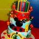 Boy's Theme Cakes