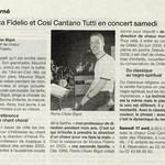 Musica Fidelio dans la presse