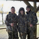 The Courtney's Duck Hunt