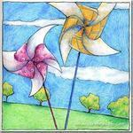 Corrine's Pinwheels