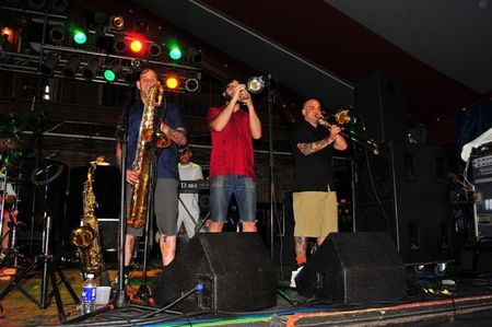 Bad Manners Horns