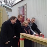 Ribbon Cutting Ceremony-CAM Permanent Housing