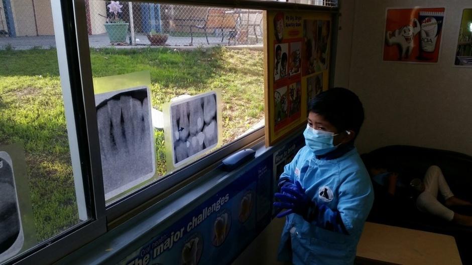 Reading X-Rays