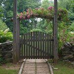 Cameron/Masland Mansion Garden
