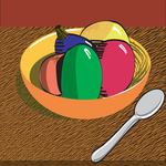 Adobe Illustrator Fruit Bowl