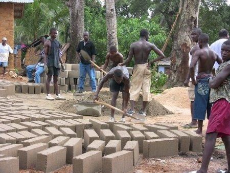 Making blocks