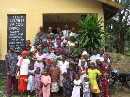 Sewa Assembly of God