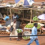 Freetown market