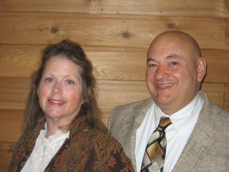 Rev. Danny and Sister Cindy, missionaries to Sierra Leone
