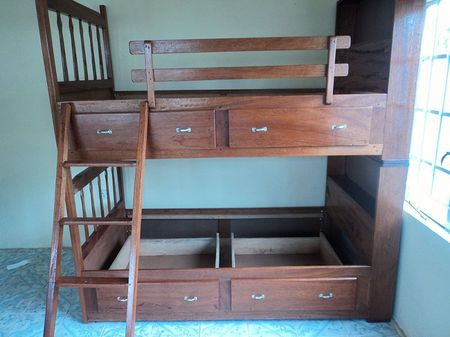 thank you for donating these beautiful beds for the children!